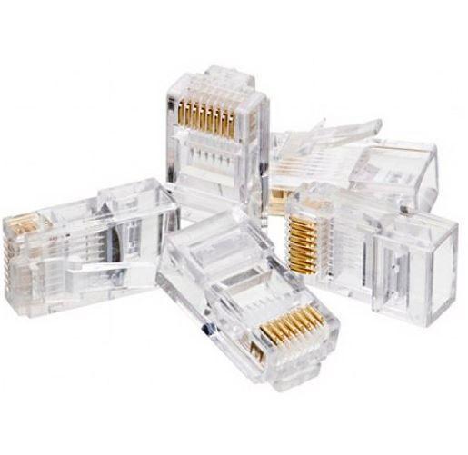 Kit Alicate Crimpar Rg6 Rg59 Testador Bnc 10 Rg6 30 Rj45