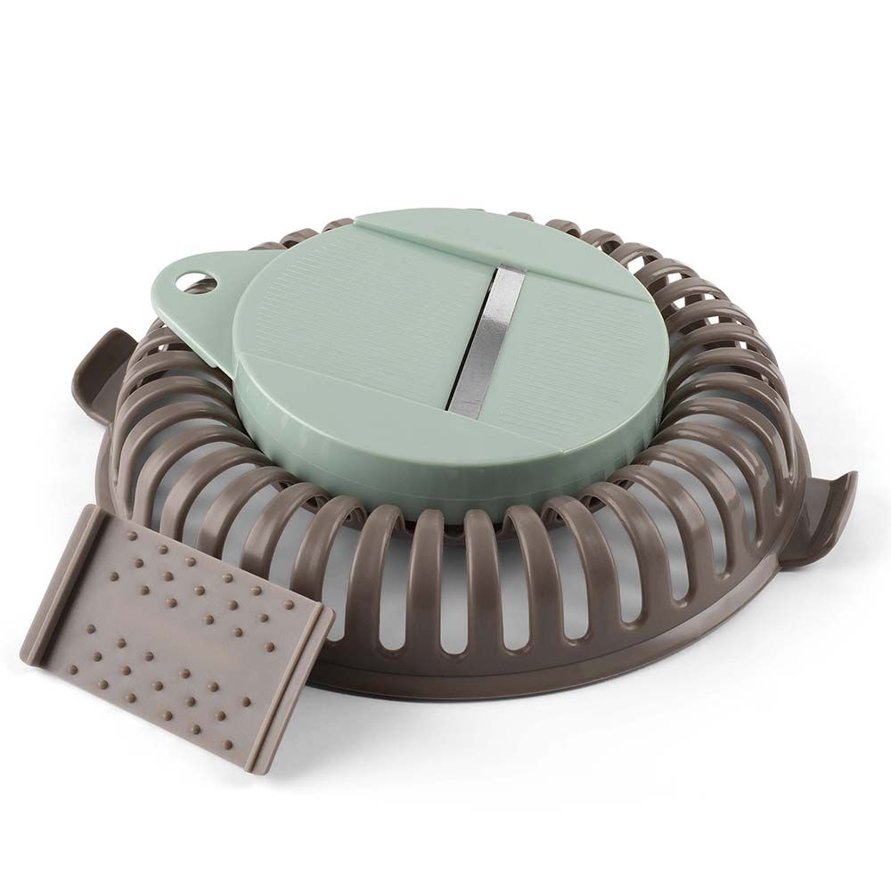 Kit Batata Chips de Micro-ondas 3 peças Plasvale