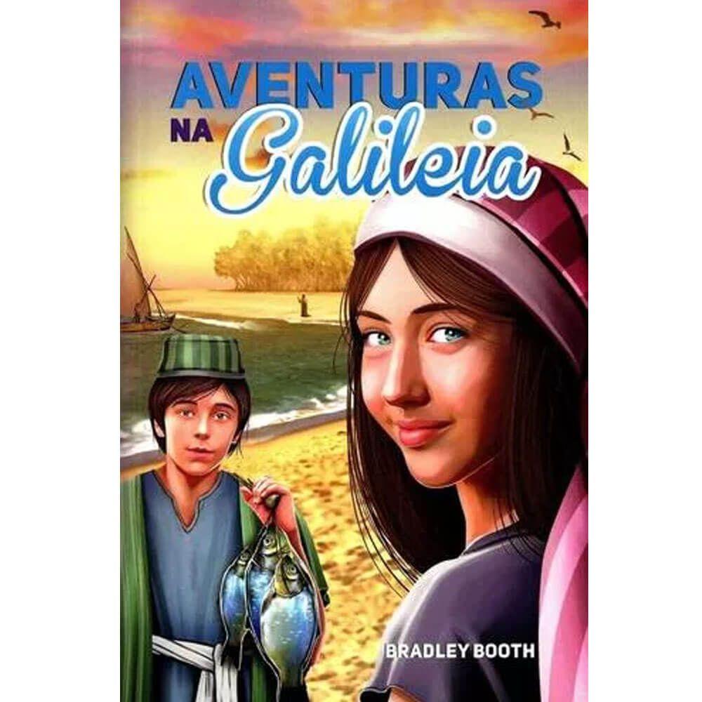 Livro Aventuras Na Galileia Desbravadores IASD CPB