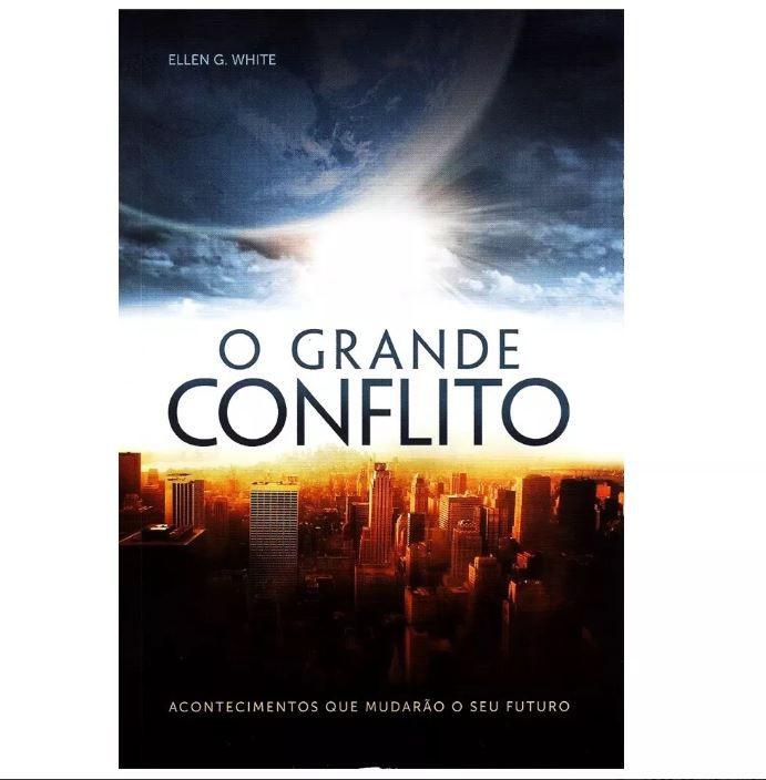 Livro O Grande Conflito - Brochura Cpb