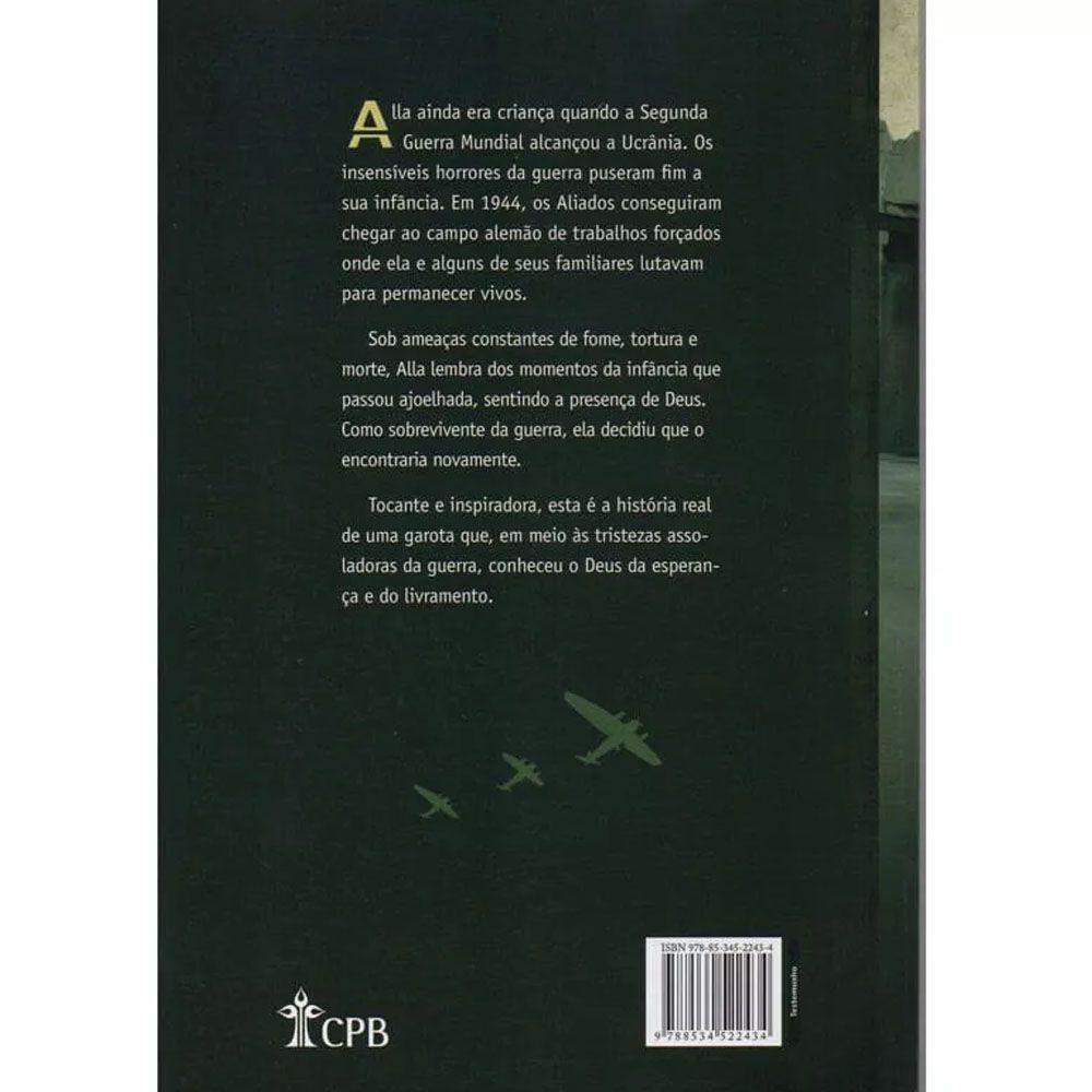 Livro Por Um Fio Uma incrivel historia de livramento CPB