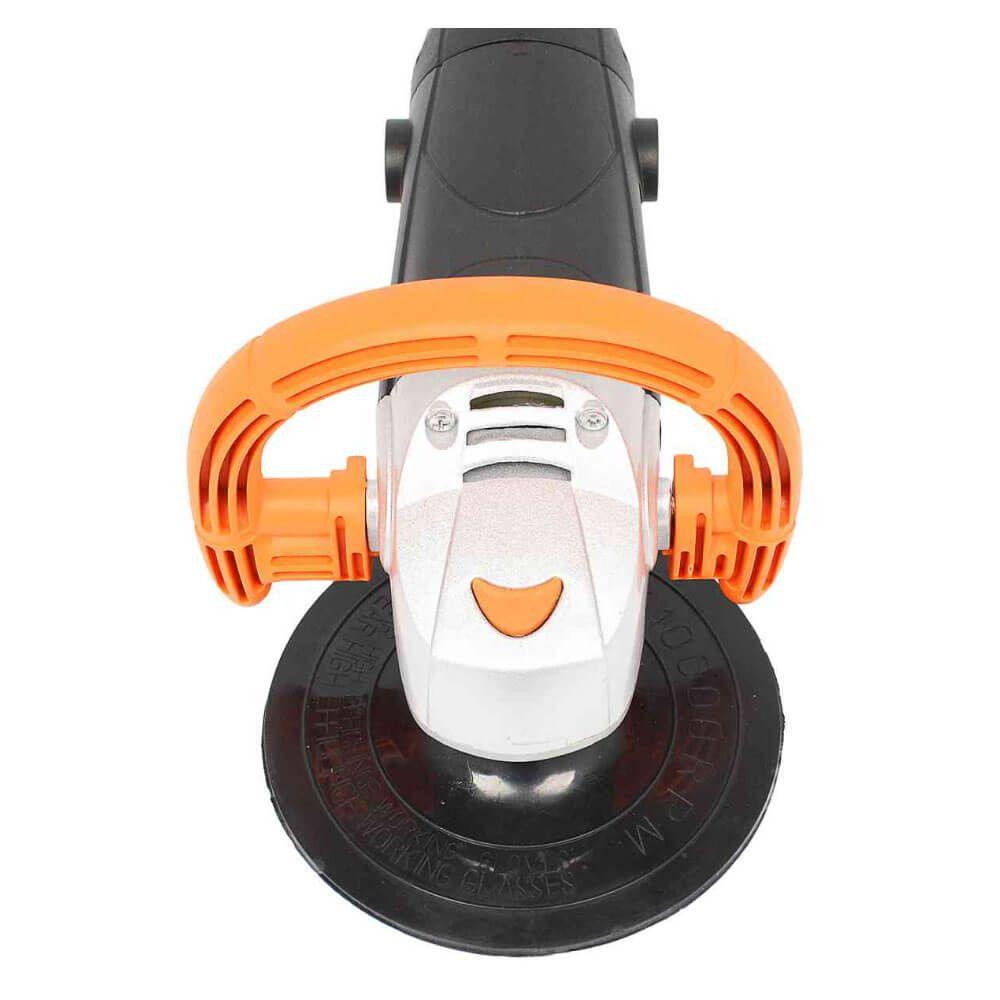 """Lixadeira Elétrica Politriz 220 V 7"""" 180 mm 1600 w Gamma HG029BR2"""