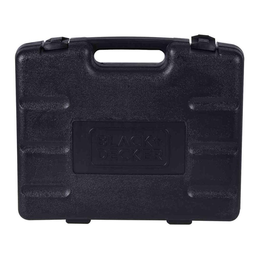 Micro Retífica Multiuso 113 Acessórios 180 W 127 V Black&Decker RT18KA-BR