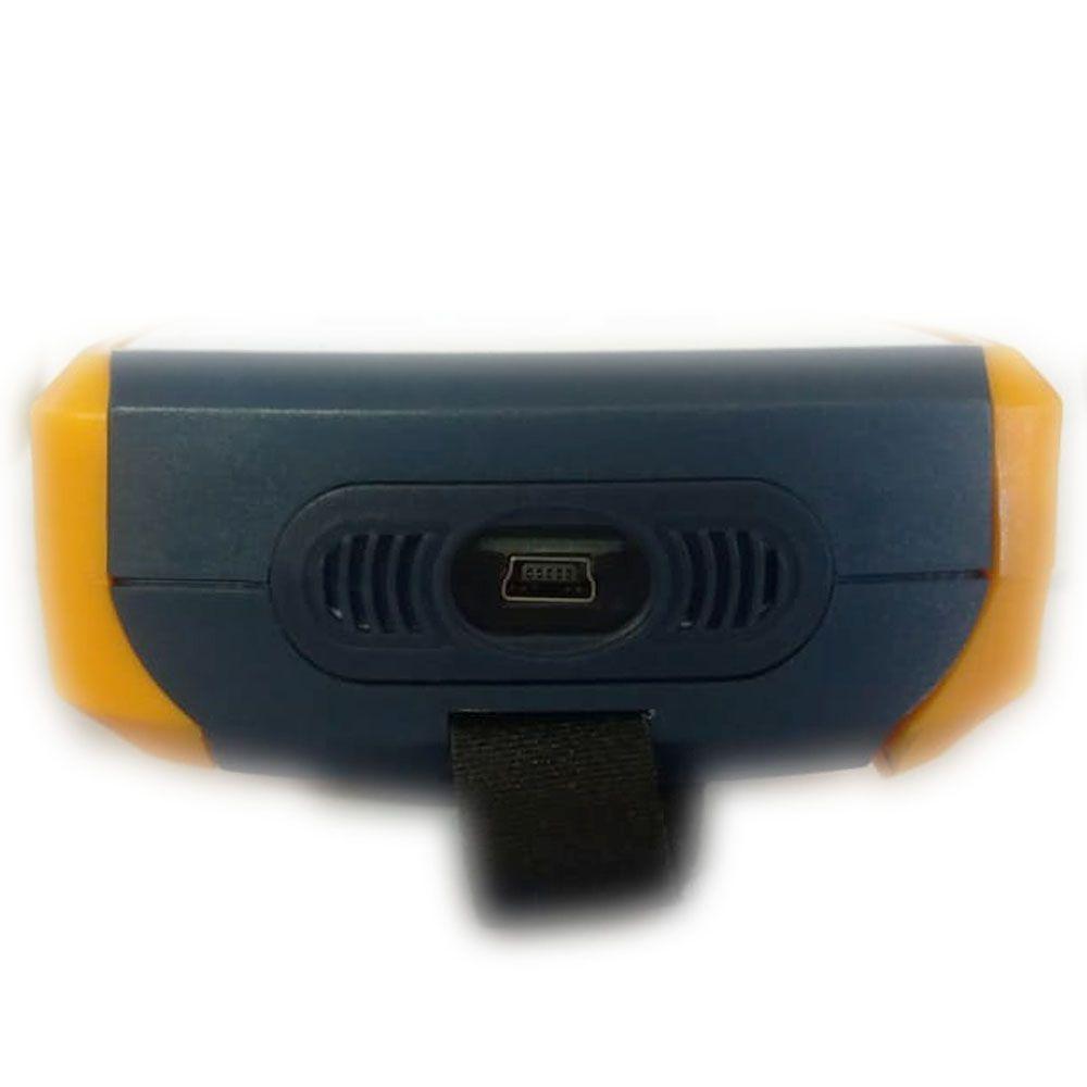 Multímetro Digital Automático LCD DT 5000 USB 2.0 Indicação Polaridade Tensão CC AC Corrente CA DC - GC
