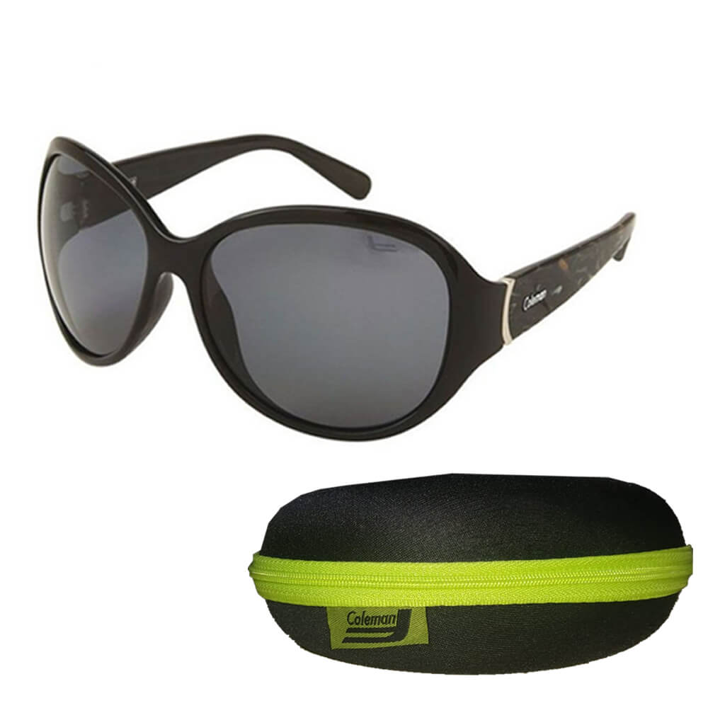 Óculos de Sol Preto Coleman Nautika C2-6515