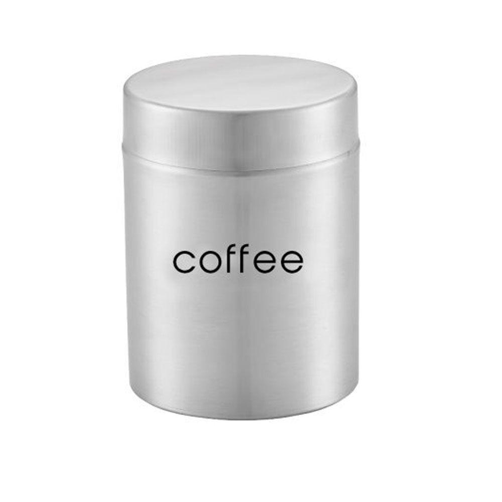 Pote Mantimento Para Café Em Aço Inox - Attuale