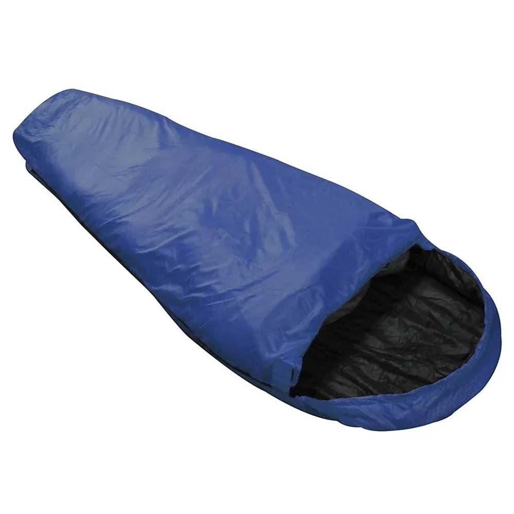 Saco De Dormir 5ºc A 8ºc Micron X-lite Azul Nautika