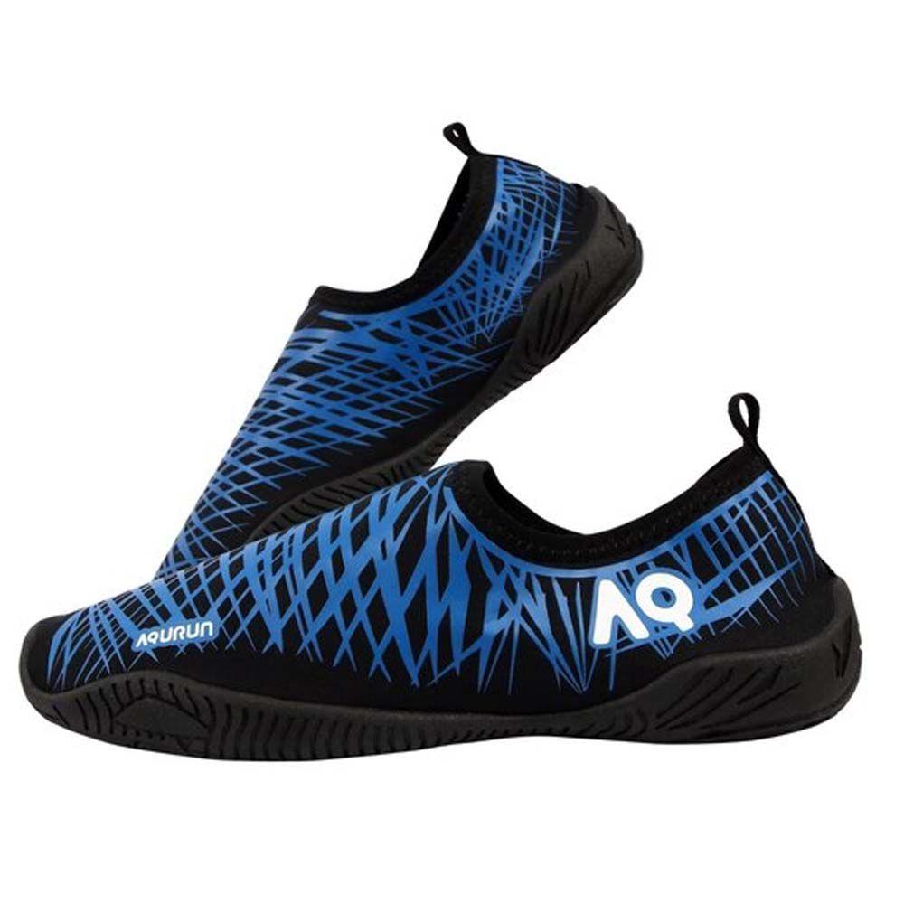 Sapatilha Esportiva Aquática Multiesportivos Aqurun Azul 35 á 44