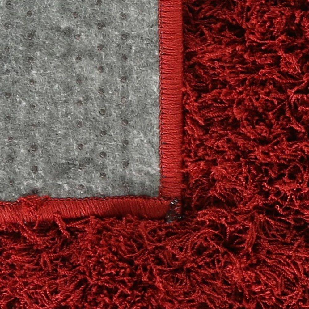 Tapete Passadeira Cosmic 50 x 100 cm Oasis Vermelho