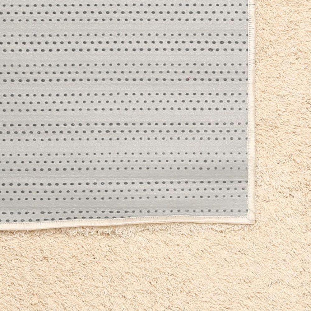Tapete Sala 100 x 150 cm Creme Oasis Cosmic