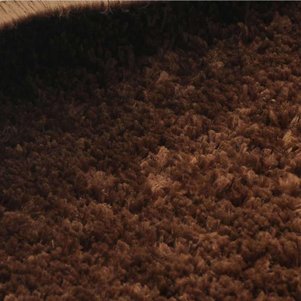 Tapete Sala 150 x 200 Classic Marrom Castor