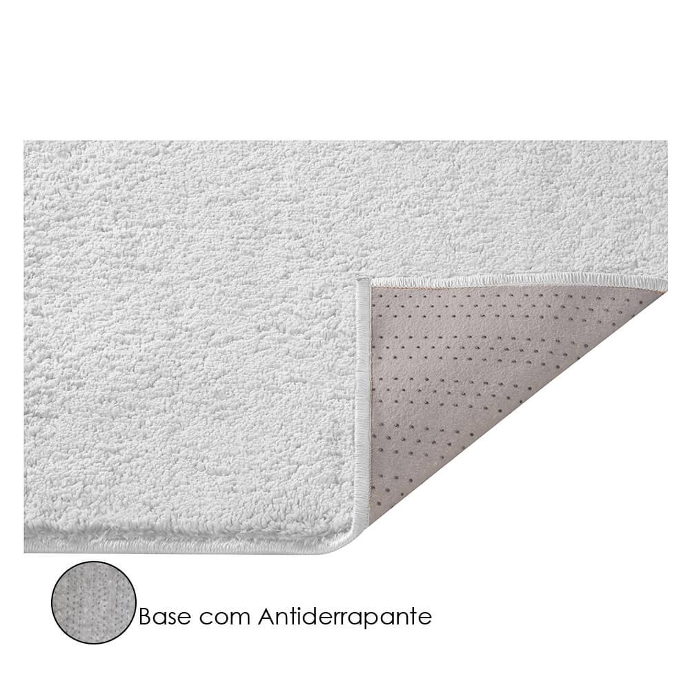 Tapete Sala 1,50 x 2,00 Classic Branco