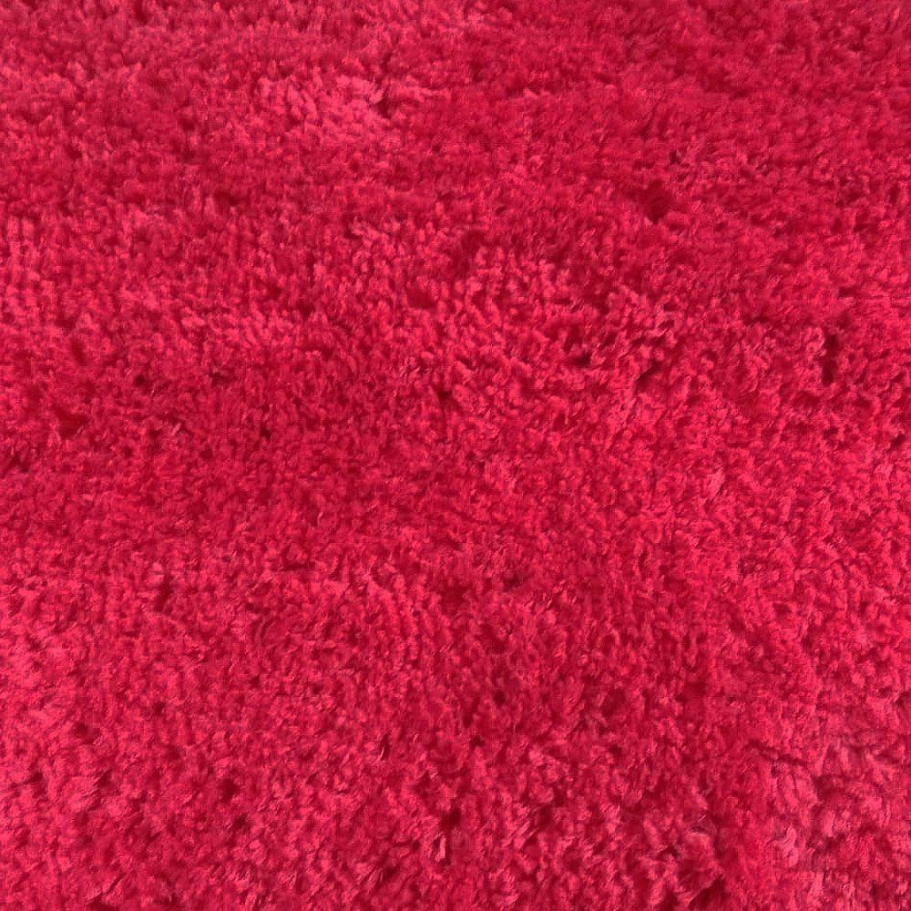 Tapete Sala Redondo 100m Classic Pink Rosa