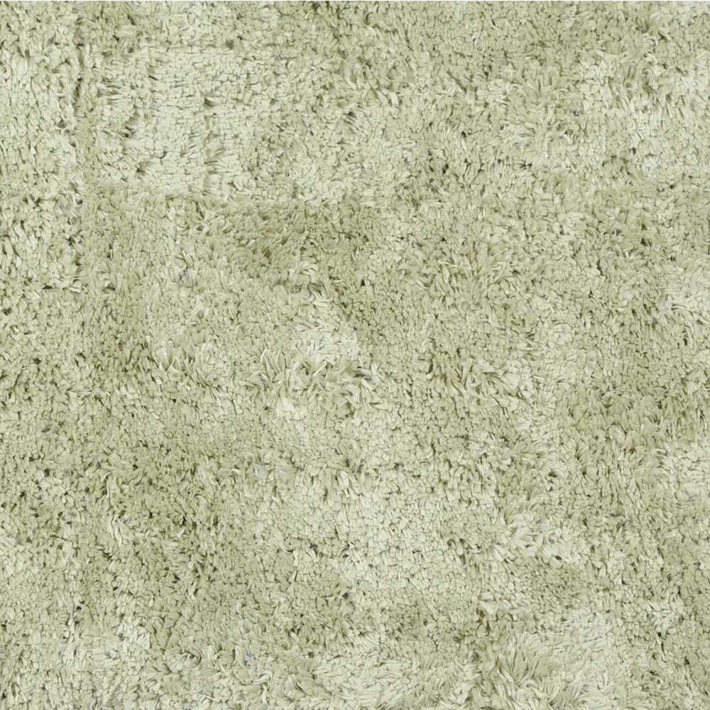Tapete Sala Redondo 200 cm Classic Verde Mate