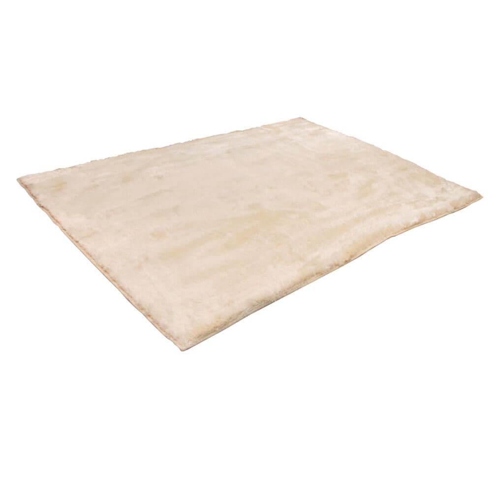 Tapete Sala Veludo Cortado Shaggy 1,50 x 2,00 m Pérola Sultan