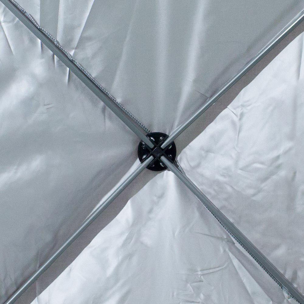 Tenda Gazebo Articulado 3x3 Lazer Trixx Branca Nautika