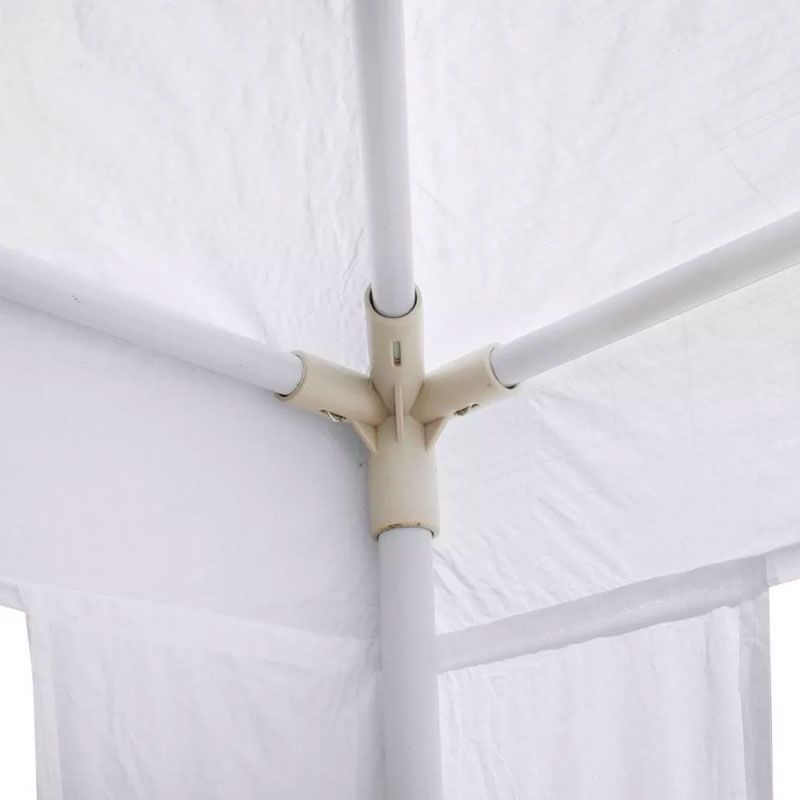 Tenda Gazebo Desmontável 3x3 Camp Branca Nautika Lazer