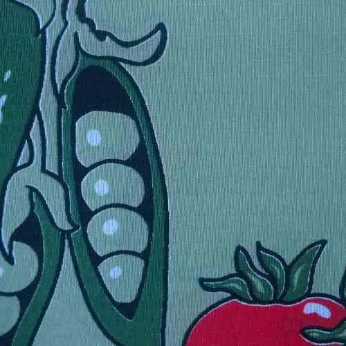 Toalha De Mesa Casa Alegre 2,20 X 1,45 Legumes