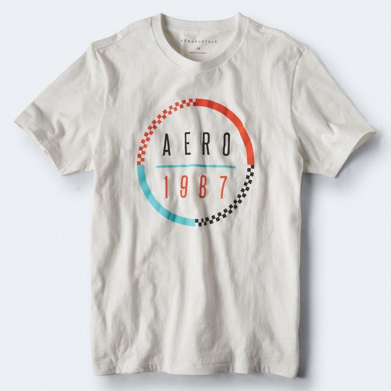 5fca309d90 Camiseta Masculina Aero 1987 Aeropostale