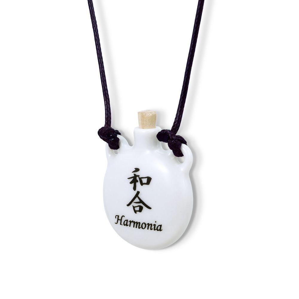 Aromatizador Pessoal ou Porta Água Benta Harmonia