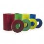 Fita Plástica Reciclada Para Alceador / Cintador De Ramos 10 UN - Colorida