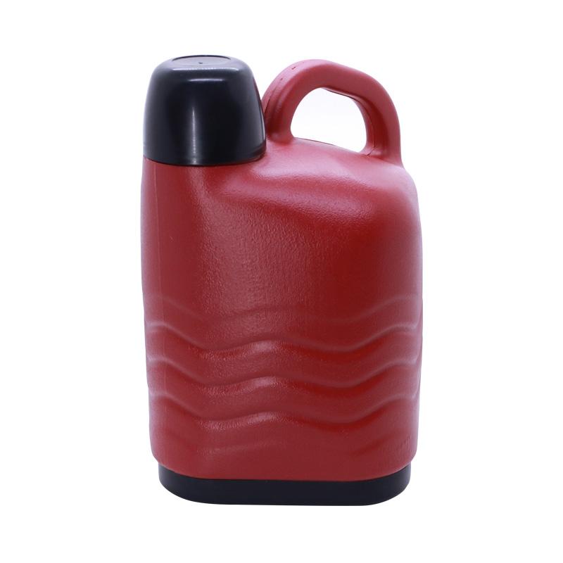Garrafa Térmica 5 Litros Vermelho Invicta
