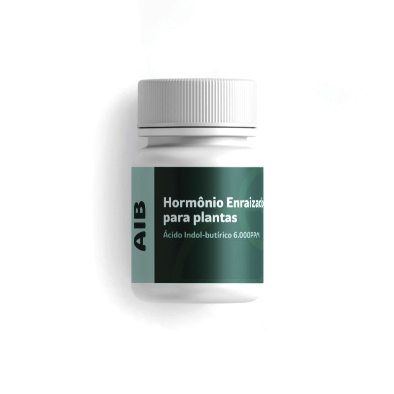 Hormônio Enraizador para Plantas Ácido Indol Butírico AIB 6.000PPM