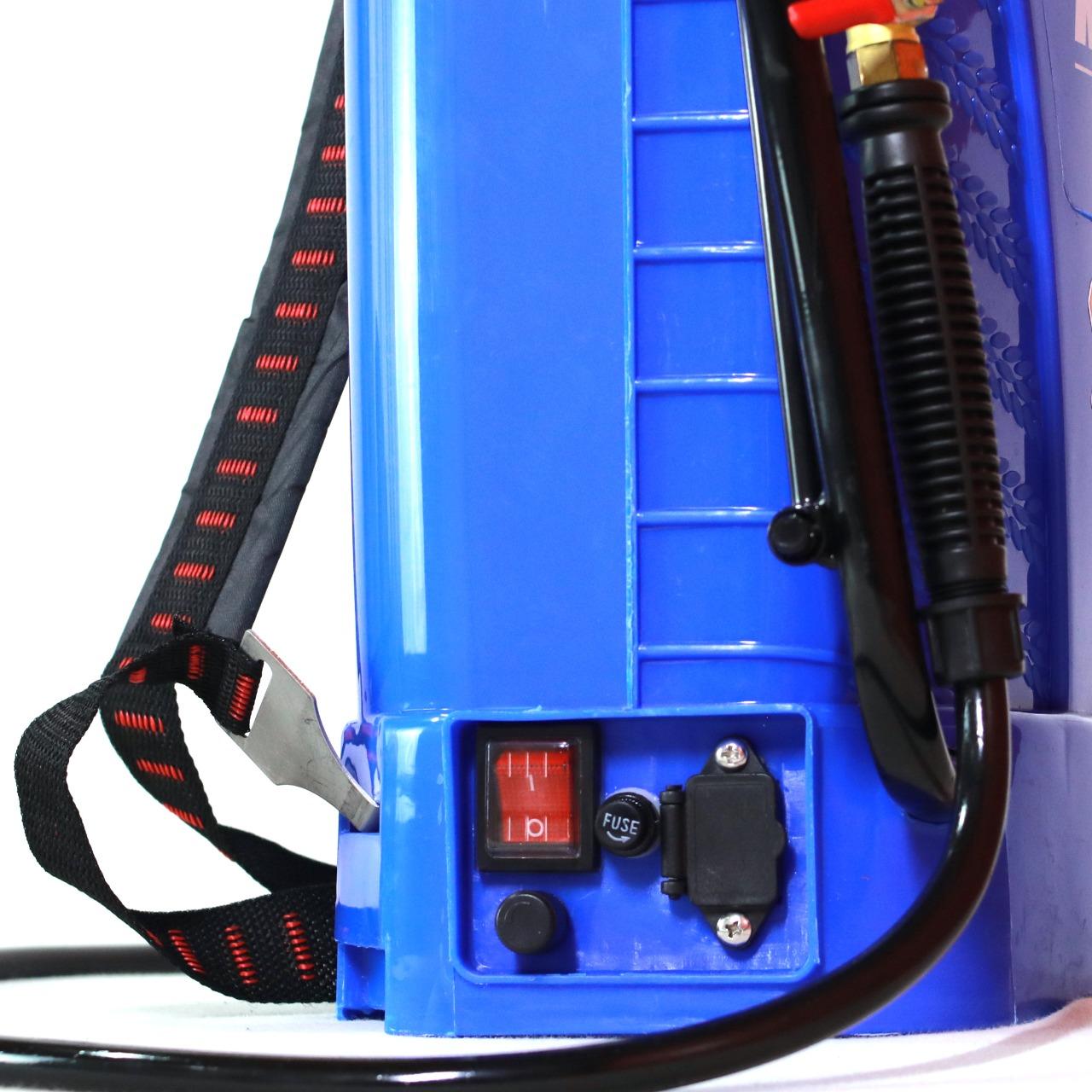 Pulverizador Elétrico E Manual Kawashima PEM-P20 20 Litros