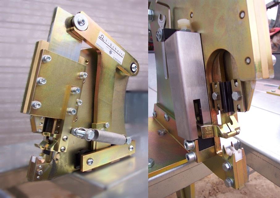 Wagner Automatic VI – Máquina de Enxertia em Omega