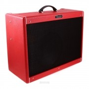 Amplificador Fender Hot Rod Deluxe III Red Black LTD