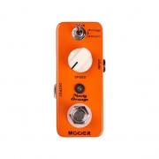 Pedal Mooer Ninety Orange Analog Phaser