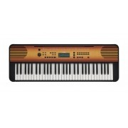 Teclado Yamaha PSR-E360 - Maple