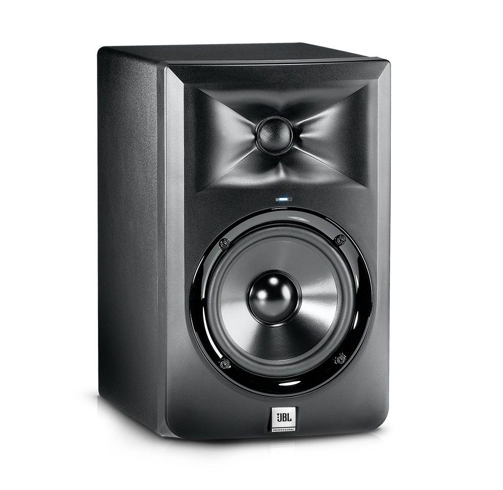 Caixa JBL monitor Bi-Amplificada LSR305