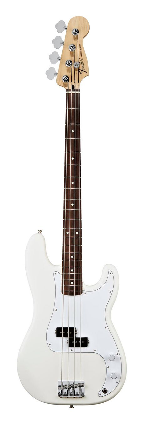 Fender Precision Bass Mex Standard Series - Artic White