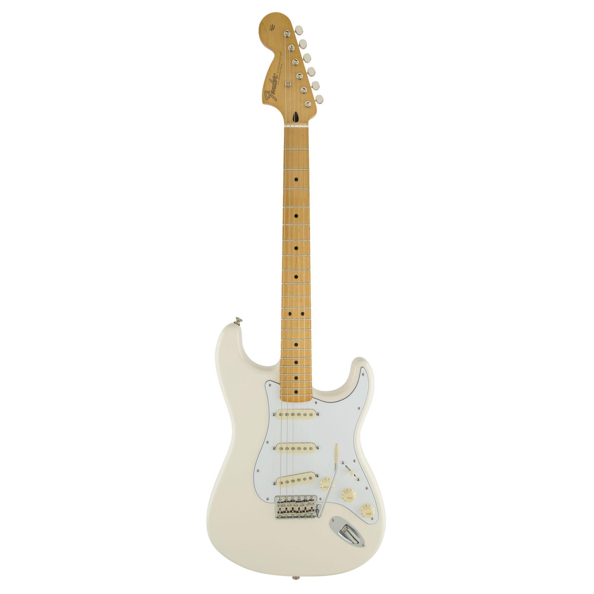 Fender Sig Series Jimi Hendrix Stratocaster - Olympic White