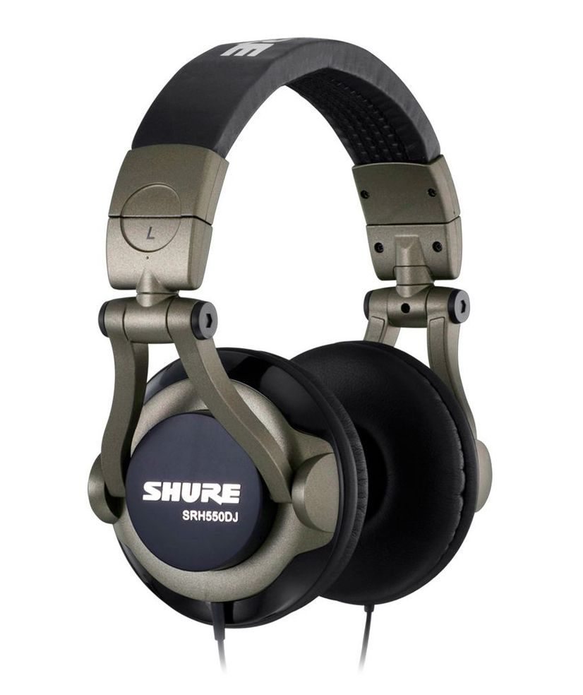 Fone Shure SRH550 DJ