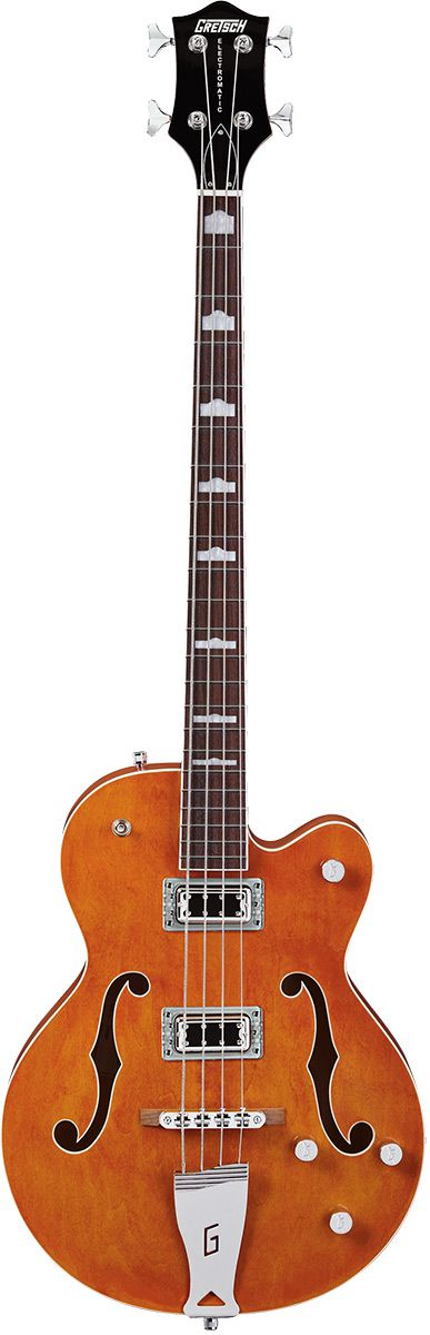 Gretsch Electromatic Long Scale Bass - G5440LSB - Orange
