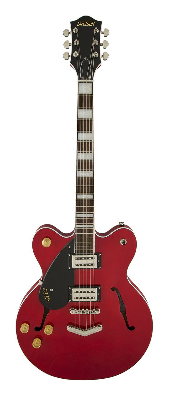 Gretsch Streamliner Center Block DC V-Stoptail - G2622LH - Flagstaff Sunset