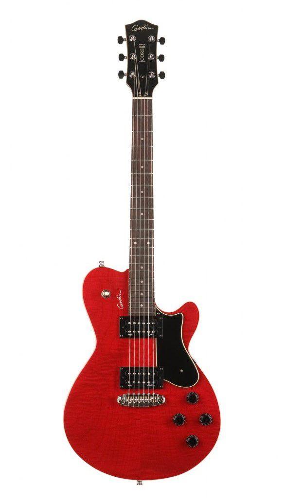 Guitarra Godin Core HB - TransRed