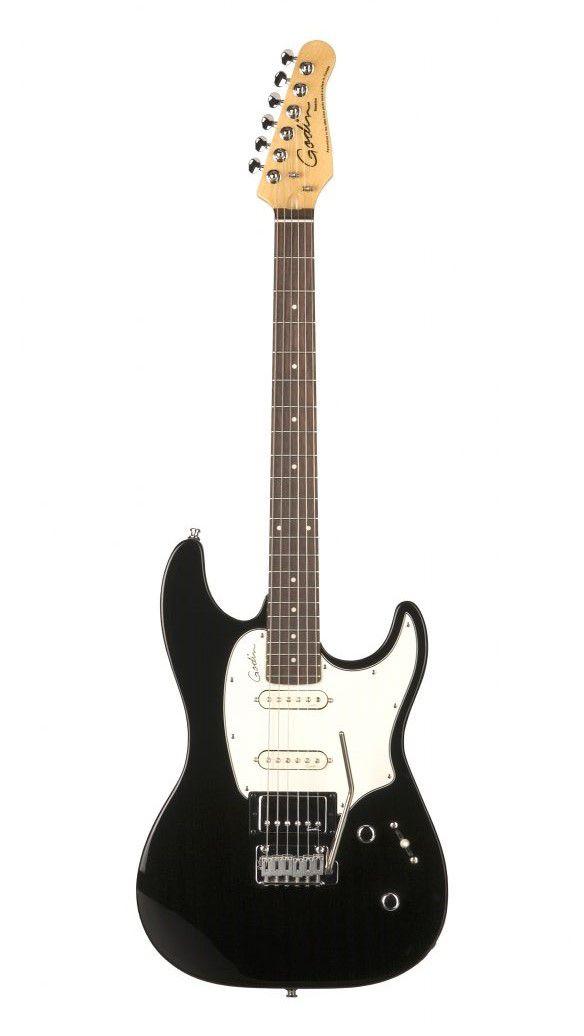 Guitarra Godin Session Black
