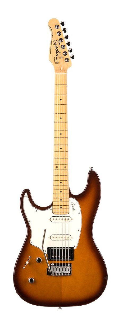 Guitarra Godin Session Lightburst