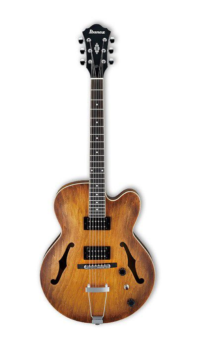 Guitarra Ibanez AF55 - Tobacco Flat