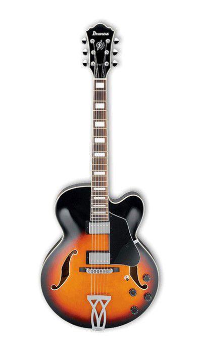 Guitarra Ibanez AF75 - Brown Sunburst