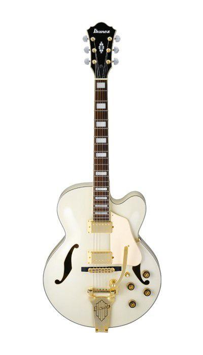 Guitarra Ibanez AF75TDG - Ivory