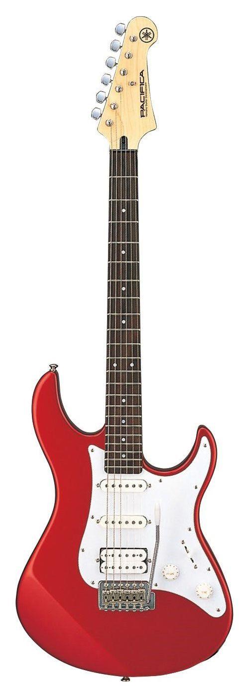 Guitarra Yamaha Pacifica012 - Red Metallic