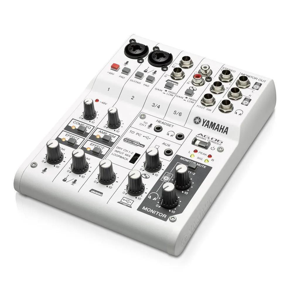 Mesa Yamaha AG06