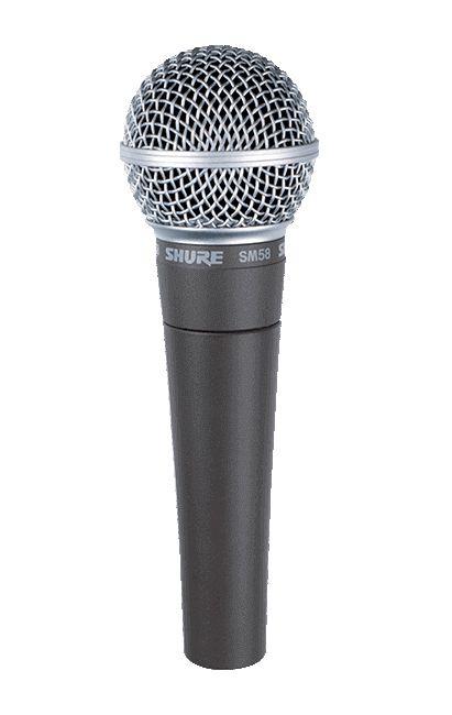 Microfone Shure SM58LC