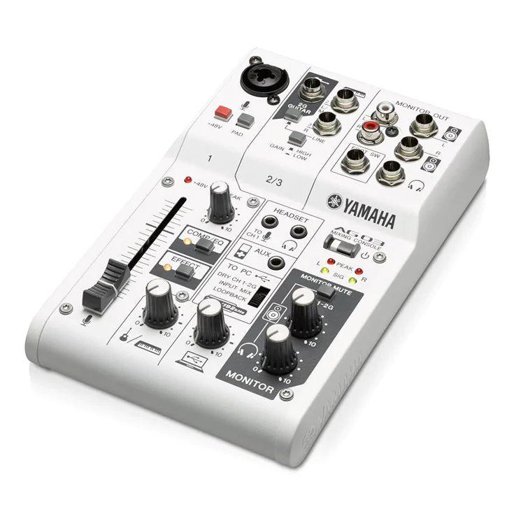 Mixer Yamaha AG03