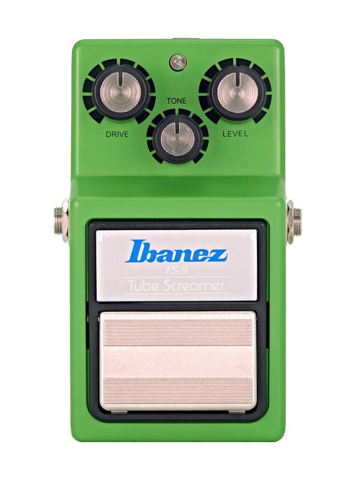 Pedal Ibanez TS9 Tubescreamer