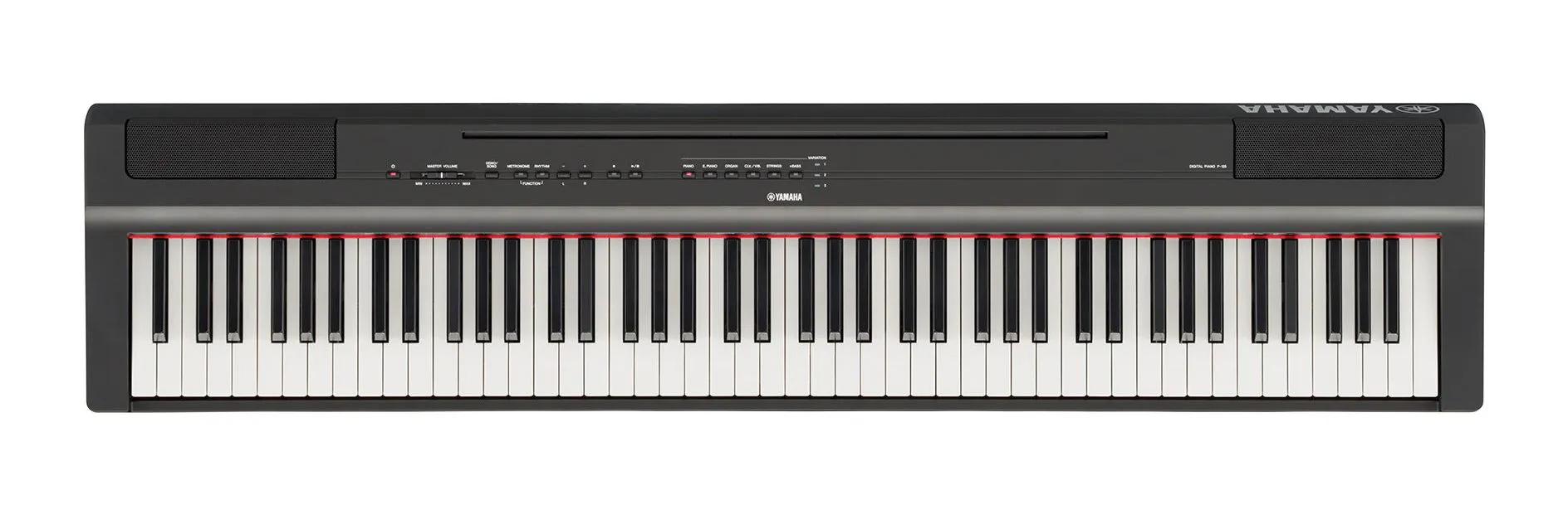 Piano Digital Yamaha P-125B